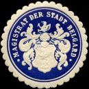 Sealing stamps of Belgard